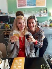 Classe de Fondation avec Sophie Mihalco Access Bars à Bruxelles - Octobre 2016