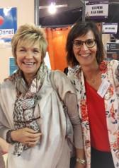 Avec Véronique Jannot à Albi - Magali Danel