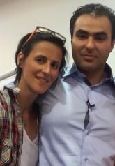 Séminaire SANE avec Mani Hesam