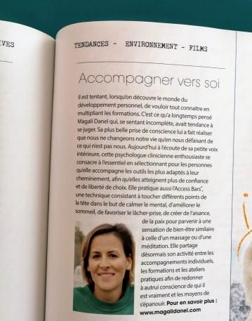 Publication Happinez 38 - Décembre 2018