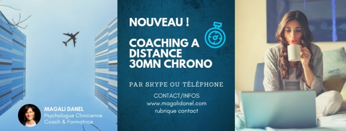 coaching à distance magali danel psychologue toulouse blagnac