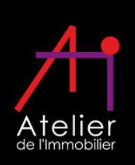 Logo Atelier de l'immobilier à Toulouse - Site Magali Danel