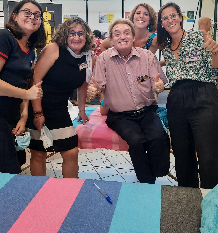 Rencontre avec Jacques Martel au Salon Bien-être Bio et Thérapies 2020